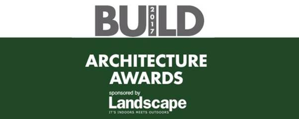 2017 - Best Sustainable Architecture Company - Cornwall