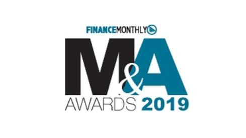 Finance Monthly M&A Awards 2019