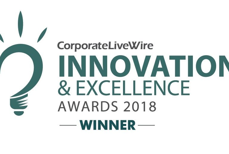 2018 - Corporate Livewire: Innovation & Excellence Awards 2018 Winner