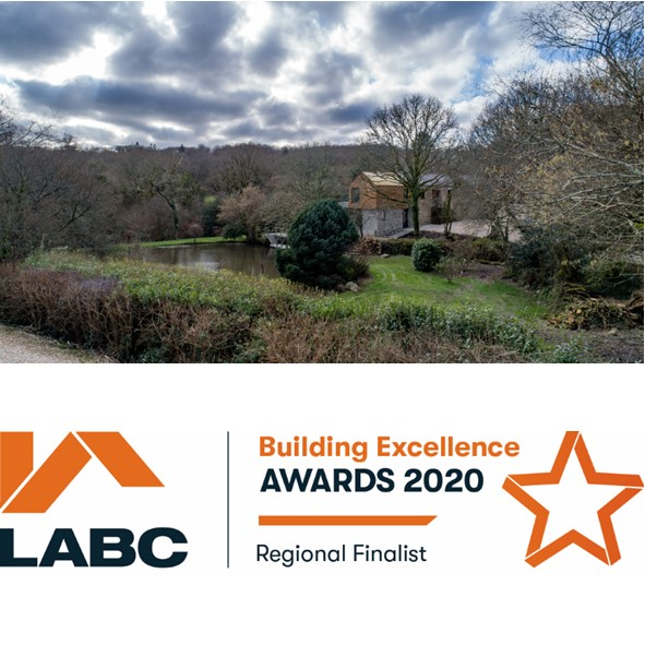 Shortlisted for a LABC Awards