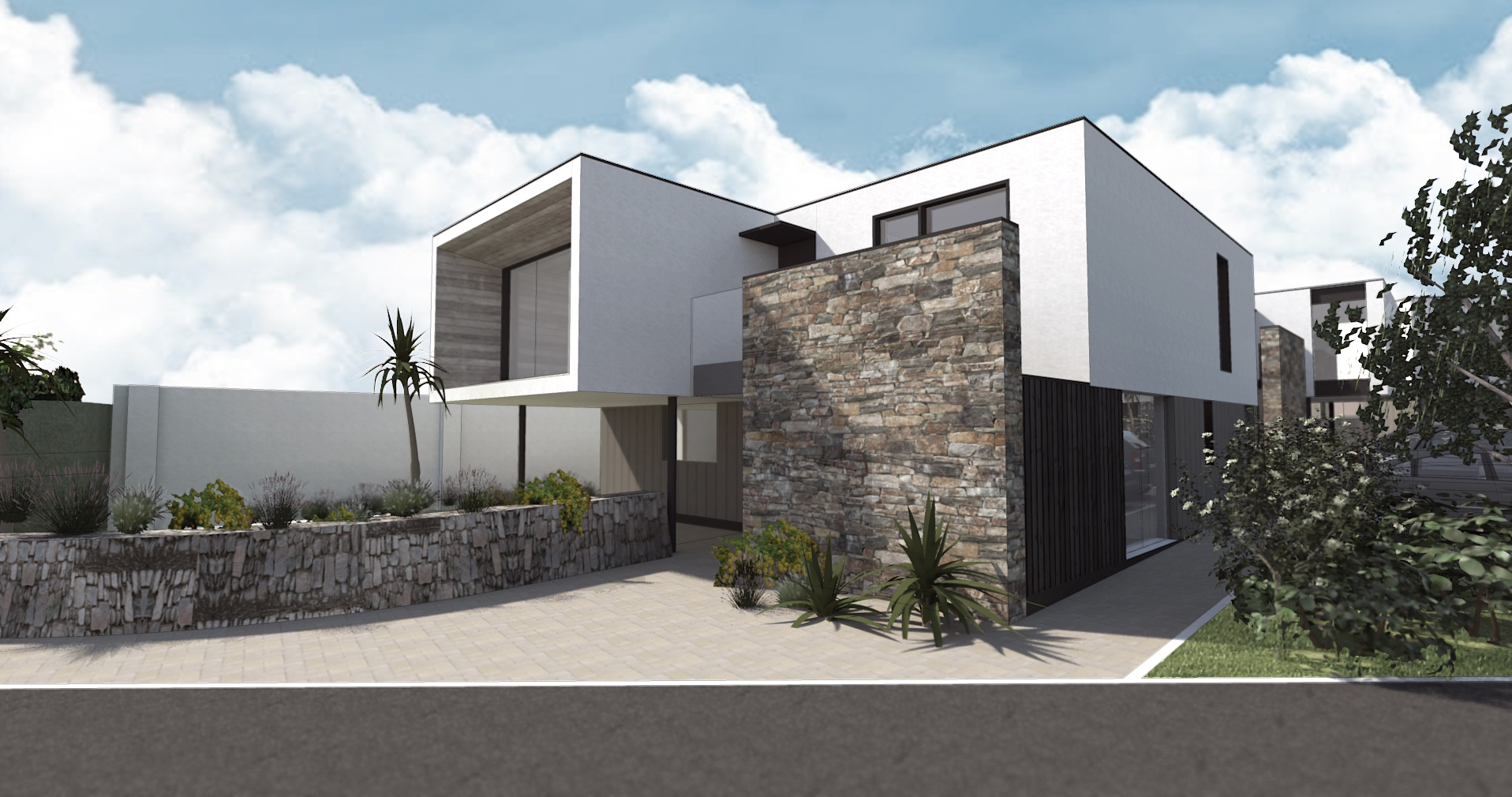 Designed by ARCO2 in Trebetherick Cornwall