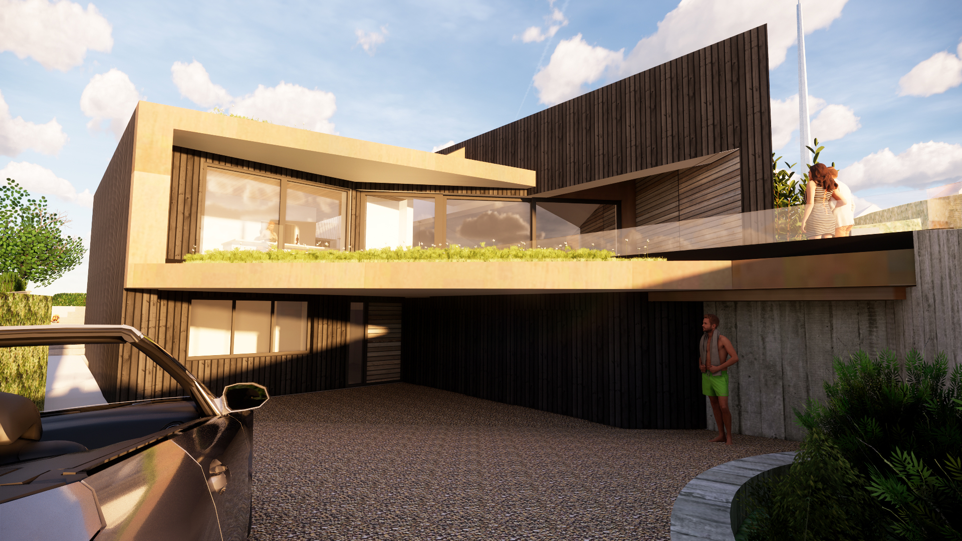 New Project Design Polzeath by ARCO2 Architecture