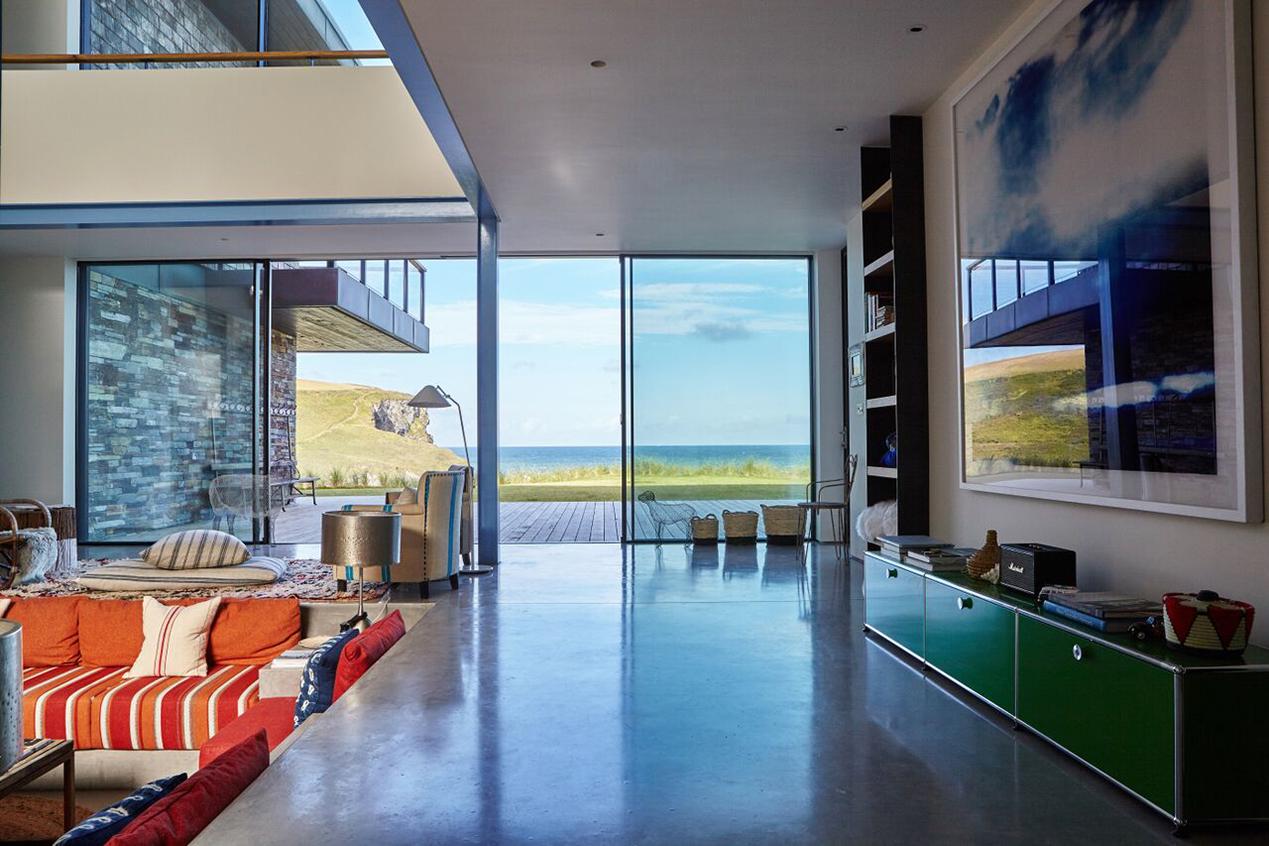 Designed by ARCO2 Architecture Ltd Mawgan Porth