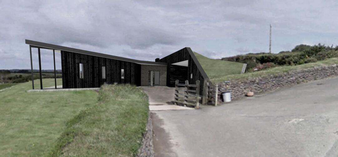 Architect designs Cornwall