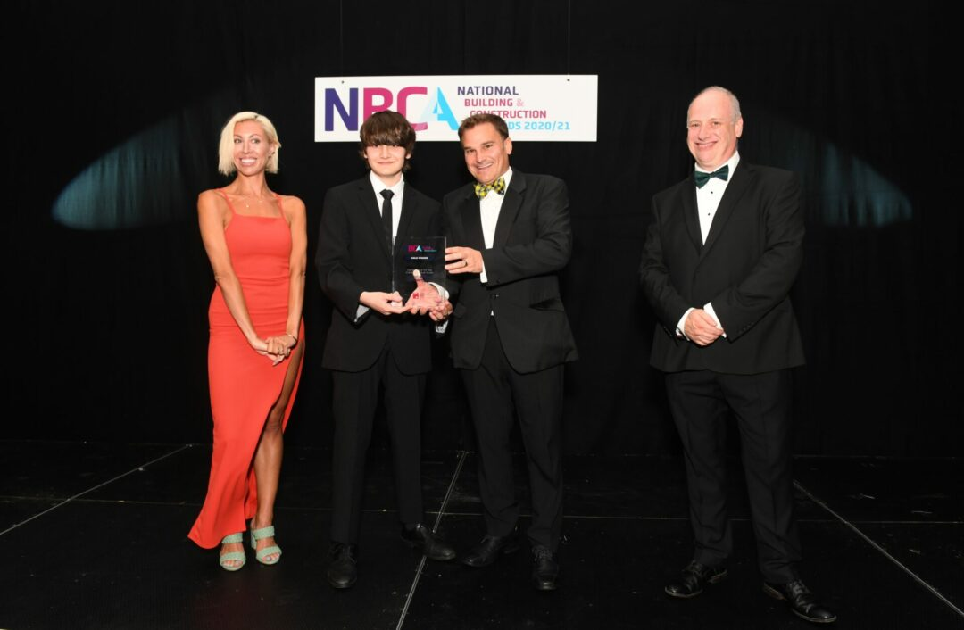 Arco2 at the National Building and Construction Awards 2020/21